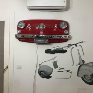 Musetto Fiat 500 Design