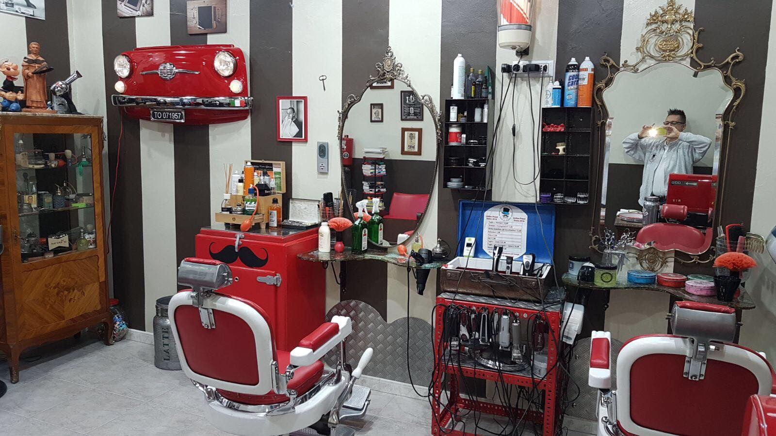 barber shop stile500 ricambi fiat 500 d 39 epoca gadget. Black Bedroom Furniture Sets. Home Design Ideas